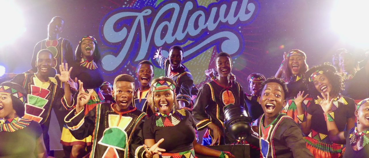 Ndlovu Youth Choir im neuen Gewand